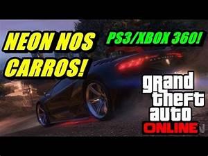 GTA V line NEON Vai Ser Adicionado No PS3 E XBOX 360
