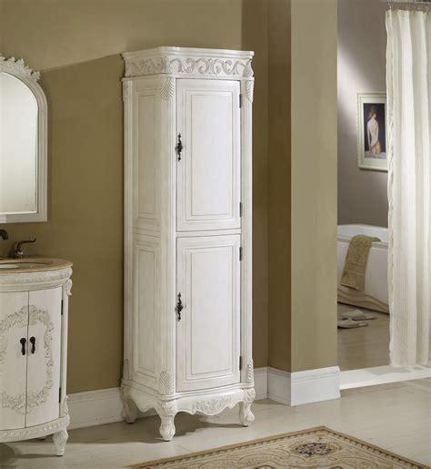white linen cabinet antique white linen cabinet tuscany antique recreations