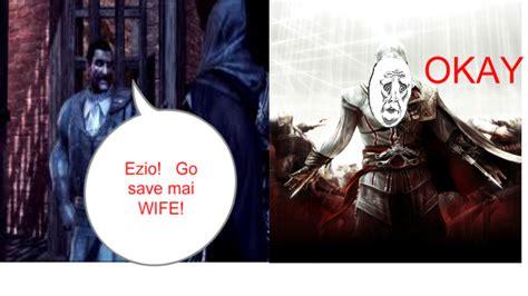 Ezio Memes - ezio okay face meme by garrusisawesome on deviantart