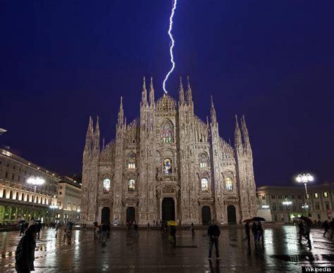 Quanto è Alta La Cupola Di San Pietro by Fulmine Sul Vaticano 232 Caduto Il Giorno Delle Dimissioni