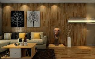 home interior wall design interior design wood wall and wood floor living room