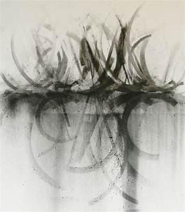 "Artist: Nigel Bird; Charcoal 2013 Drawing ""Sold"""