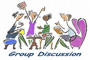 Small Group Discussion Cartoon Pictures to Pin on ...