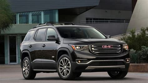 2019 Gmc Acadia Preview, Pricing, Release Date