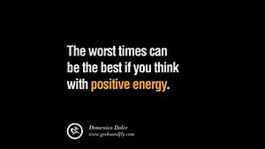 20 Inspirational Quotes on Positive Thinking Power and ...