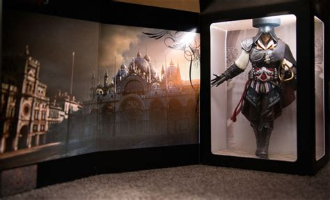 assassins creed ii black edition video game shelf