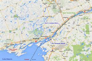 Eastern Ontario Map