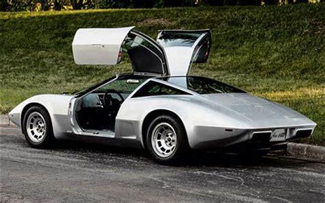 Concept Car Of The Week Chevrolet Aerovette (1976) Car