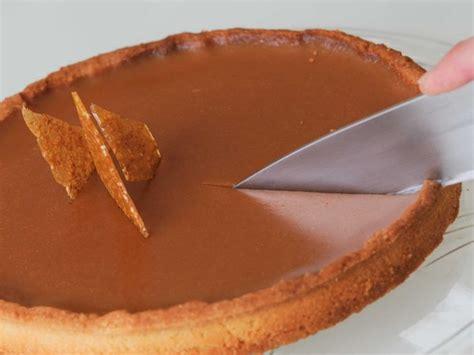 recette de cuisine marmiton tarte au chocolat et caramel au beurre salé recette de