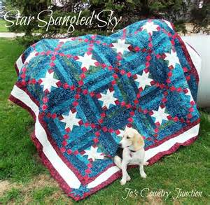 Patriotic Star Quilt Patterns