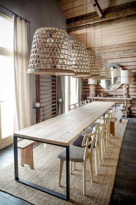 cuisine style bistrot les 25 meilleures idées de la catégorie table bois et fer