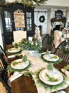 Christmas, Table, Setting, Ideas, Hip, U0026, Humble, Style