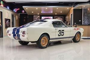 1965 Ford Mustang GT350R Race Car Is the Sum of All Dreams