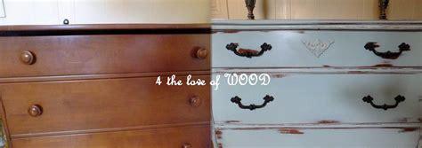 remove water marks blue maple dresser painting furniture diy vintage wood diy wood