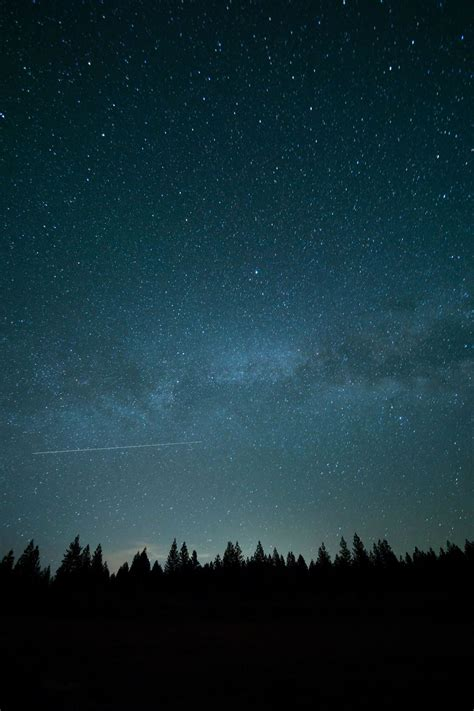 cielo estrellas noche espacio estrellado fondos de