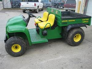 2000 John Deere 4x2 Atv U0026 39 S And Gators