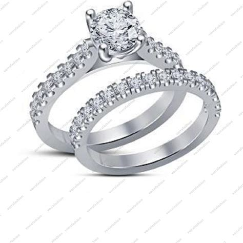 925 sterling silver white platinum plated engagement
