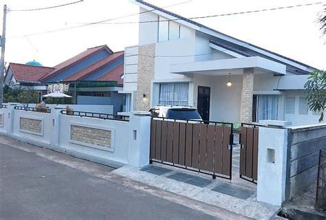harga pagar besi murah model sederhana cocok  rumah