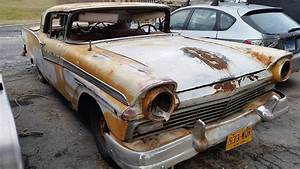 1957 Ford Fairlane Skyliner Retractable Hardtop  Html