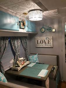 Amazing, Rv, Makeovers, Modern, Rustic, Farmhouse, Style, 20