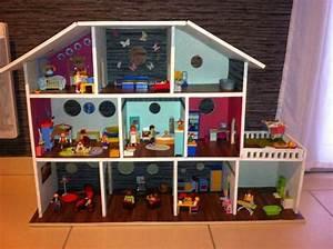 les 25 meilleures idees concernant maison playmobil sur With jeux de maison a construire et a decore