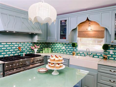 Green And Red Kitchen Ideas - pictures of kitchen backsplash ideas from hgtv hgtv