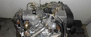 Motor Mitsubishi L300 2 5d 69cv 8v Ano 1994 Ref  4d56
