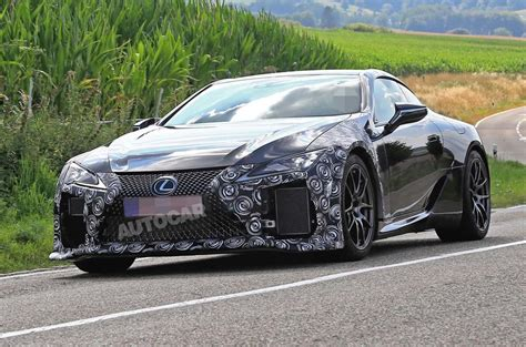 Hotter 2020 Lexus Lc F Spotted Testing For The First Time