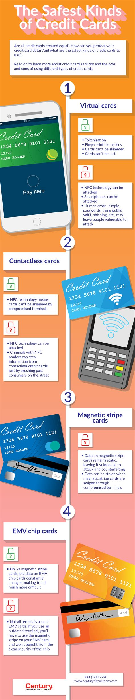 Maybe you would like to learn more about one of these? The Safest Kinds of Credit Cards