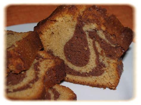 les blogs de cuisine gâteau marbré vanille chocolat de cyril lignac