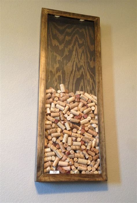 Wine Bottle Cork Holder Wall Decor by Generation Wine Cork Wall Display By Corkaholiccom