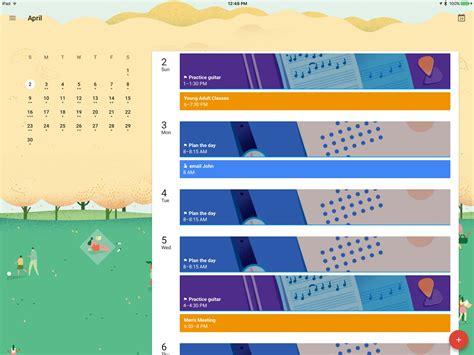 google calendar calendar arrives on macstories