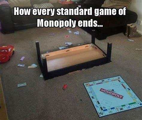 Monopoly Memes - 5 ways s poreans have been playing monopoly wrong because no one reads the rulebook ever