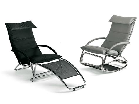 fauteuil chaise longue armchair lounge chair swing by bonaldo design jochen