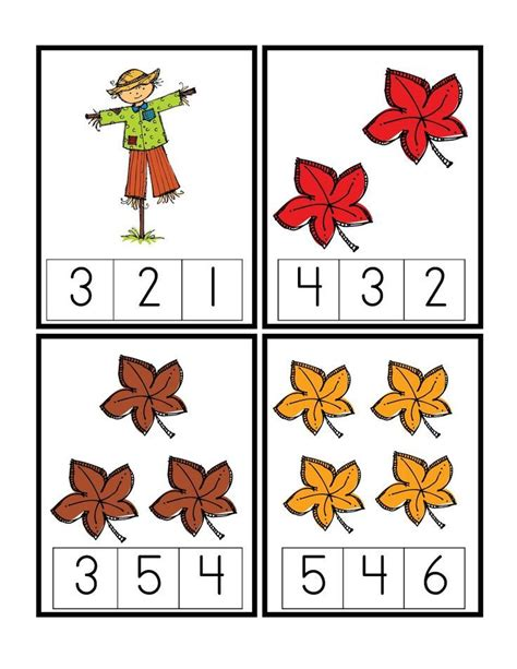 fall preschool worksheets preschool printables autumn