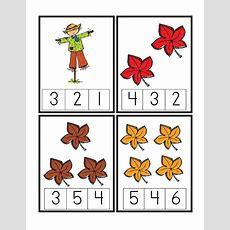 Fall Preschool Worksheets  Preschool Printables Autumn  Matemàtiques  Toddler Activities
