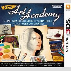 New Art Academy  Nintendo 3ds  Jeux Nintendo