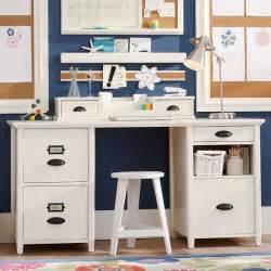 chatham large file storage desk hutch traditional desks and desk sets by pbteen