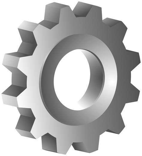 Gear PNG Clipart | Gallery Yopriceville - High-Quality ...