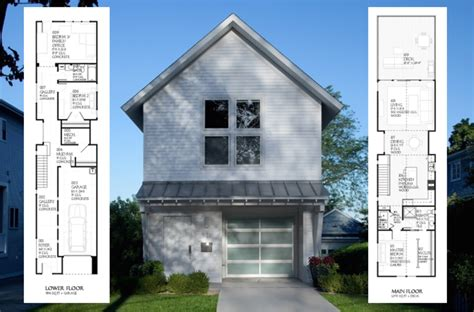 Narrow Lot House Designs by Designs For Narrow Lots Time To Build
