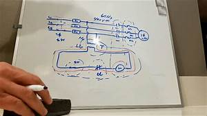 Start Stop Motor Control  How To Control A 3 Phase Motor  2 Wire Control