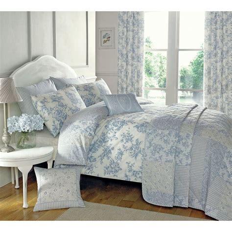 Dreams And Drapes Bedding - buy dreams n drapes malton blue duvet cover single at