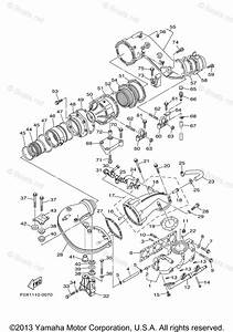 Yamaha Waverunner Parts 2000 Oem Parts Diagram For Exhaust