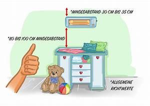 Abstand Wärmelampe Wickeltisch : heizstrahler baby darauf m ssen sie vor dem kauf unbedingt achten ~ Watch28wear.com Haus und Dekorationen
