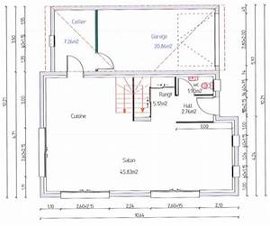 plan maison 110m2 etage modern aatl With attractive plan de maison 110m2 0 avis plan maison 110m2 etage 56 messages