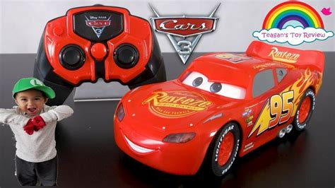 Lightning Mcqueen Remote Control Car Review