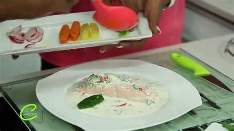 emission cuisine tv emission tv de cuisine c 39 est ma cuisine saumon à la
