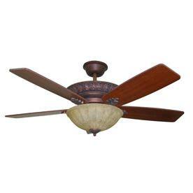 Harbor Merrimack 52 Inch Ceiling Fan by Harbor Lorina 52 In World Bronze Ceiling Fan