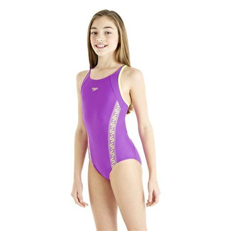 blackpink swimsuit speedo monogram muscleback girls swimsuit ss13 sweatband