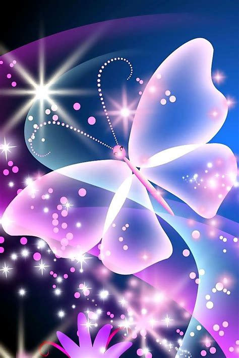Background Home Screen Butterfly Wallpaper by Butterfly Butterflies Fond D 233 Cran Iphone Papillon